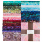 Artisan Batiks - Artful Earth Ten Squares