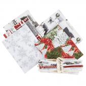 Holiday Homestead Fat Quarter Bundle