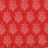 Harry & Alice - Stitchery Red Yardage
