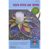 Fold'n Stitch Leaf Topper Pattern