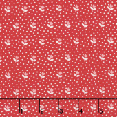All-Weather Friend - Sprout Apple Red Yardage