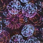 Blossom Batiks - Splash Bouquet Gladiolus Yardage