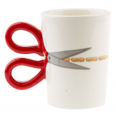 Sewing Scissors Coffee Mug
