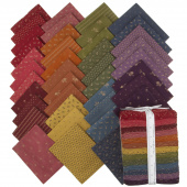 Flower Garden Gatherings Fat Quarter Bundle