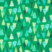 Glow - Trees Pine Yardage