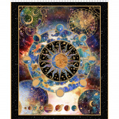 Cosmos - Large Multi Digitally Printed Panel
