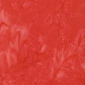 Lava Batik Solids - Lipstick Lava Heart Yardage