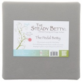"The Pedal Betty - Large Pedal Size 12"" x 12"""