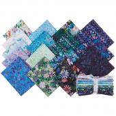 Topia Digitally Printed Fat Quarter Bundle