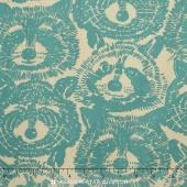 Nicole's Prints - Rocky Raccoon Natural Yardage
