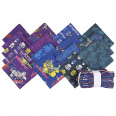 Transformers Galaxy Fat Quarter Bundle