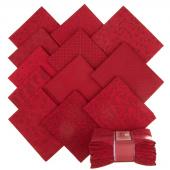 Wilmington Essentials Red Carpet Fat Quarter Gems