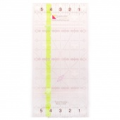 """Guidelines Ruler 6"""" x 12"""""""