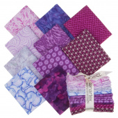 Color Spectrum Favorites Purple Fat Quarter Bundle