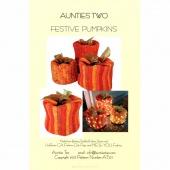 Festive Pumpkins Pattern