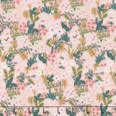 English Garden - Meadow Pink Yardage