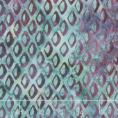 Ocean Odyssey Batiks - Fish Scales Chameleon Yardage