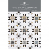 Ohio Star Celebration Quilt Pattern by Missouri Star