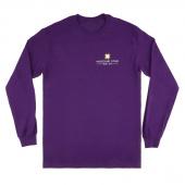 Missouri Star Long Sleeve Purple T-Shirt - 5XL