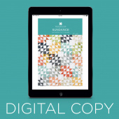 Digital Download - Sundance Quilt Pattern by Missouri Star