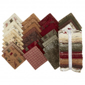 Frosted Flannels Fat Quarter Bundle