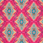 Legendary - Brit Boutique Bold Fuchsia Yardage