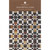 Quatrefoil Star Quilt Pattern by Missouri Star