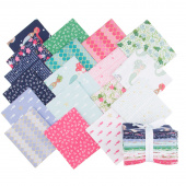 Let's Be Mermaids Fat Quarter Bundle
