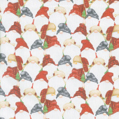 Timber Gnomies - Packed Gnomes Multi Yardage