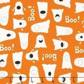 Fright Night - Boo Orange Yardage