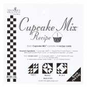 Cupcake Mix® Recipe 1 by Miss Rosie's Quilt Co.