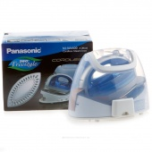Panasonic 360 Freestyle Cordless Iron - Blue