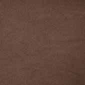 Winterfleece Solids - Brown Yardage