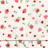 Love & Friendship - Heartfelt Cloud Yardage