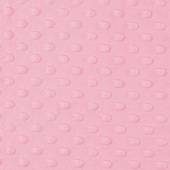 "Cuddle® Embossed Dimple - Hot Pink 60"" Minky Yardage"