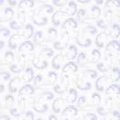 Elizabeth - Paisley Purple Yardage