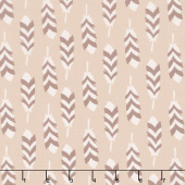 Arctic - Feathers Natural Yardage