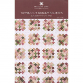 Turnabout Granny Squares Quilt Pattern by Missouri Star