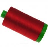 Aurifil 40 WT 100% Cotton Mako Large Spool Thread - Red