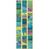 Kaffe Fassett Sliced Charm Table Runner Kit - Island