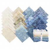 Baker's Dozen Batiks Fat Quarter Bundle