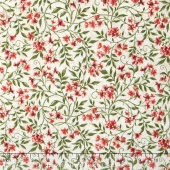 Bluebird Gathering - Allover Flowers Cream/Pink Yardage