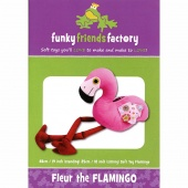 Fleur Flamingo Funky Friends Factory Pattern