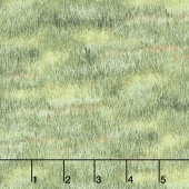 Hidden Valley - Grass Texture Green Yardage