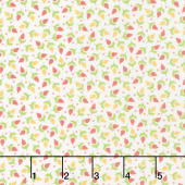 Sunnyside Up - Tiny Buds Fluffy Yardage