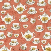 Afternoon Tea - Teacup Rose Yardage