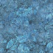 Blue Skies Batiks - Garden Aura Yardage