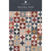 Old Mill Path Quilt Pattern by Missouri Star