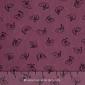 Silver Linings in Color - Oliver Lavender Yardage