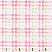 Cozy Cotton Flannels - Sweet Plaid Pink Yardage
